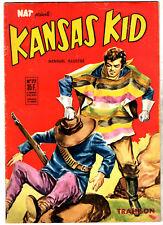 NAT PRESENTE : KANSAS KID n°77 ¤ 1957 ¤ PERIODIQUES EDITIONS ILLUSTREES