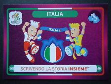 Panini 39 Italia Italien Maskottchen EM 2012 Poland - Ukraine