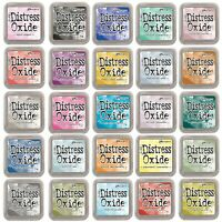RANGER Tim Holtz Distress Oxides Ink Pads 62 Colors You select