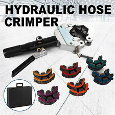 71500 Hydraulic Hose Crimper Tool A/C Air Conditioning Repair Handheld Crimping