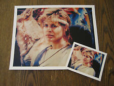 The Terminator Sarah Connor Photo & Mini Poster - B2G1F