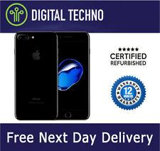 Entsperrt Apple iPhone 7 Plus-schwarz 32gb-Netzwerk & SIM Free - 1 Jahr Garantie
