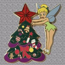 Tinker Bell Holiday Decor Series Pin - DISNEY Shopping LE 250