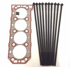 MGF / MG TF GENUINE MG ROVER ELASTIMER HEAD GASKET AND HEAD BOLT SET