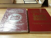 Both Christmann Collector Catalog Vol 1-5 + 6-10 LGB Model TRAINS LOCOMOTIVES