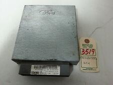2004 Ford Crown Victoria Engine Control Unit ECU ECM OEM 4W7A-12A650-AHC #3519