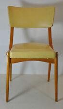 Küchenstuhl/dining chair gelb 50s rockabilly Lehnstuhl/Stuhl side chair