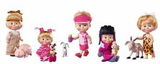 Doll Masha and The Bear Playset With Pets Friend - Random Model
