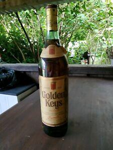 Kellerfund: 3 Liter Flasche Dujardin Golden Keys - Weinbrand - 36% vol. Brandy