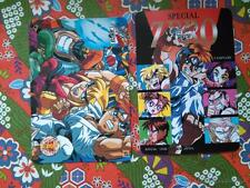 street fighter II ZERO card game trading card