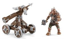 Schleich 42101 - Catapult with Weapon master