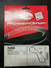 Gates PowerGrip Timing belt 5406 for Fiat Croma Lancia Thesis 2.5 Turbo Diesel