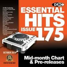 DMC Essential Hits 175 DJ CD Chart Music Disc ft Ed Sheeran South Of The Border
