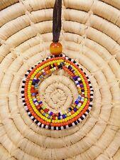 African Maasai Beaded Necklace Masai Massai ethnic tribal boho jnmp14