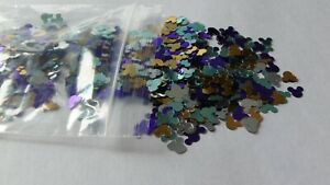 Mickey Mouse Glitter Chunky Festival Mix 10g bag Cosmetic Tattoo Eye Body Face