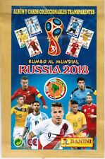 Peru 2017 Rumbo al Mundial Soccer sticker pack - Messi Guererro Ronaldo Naymar