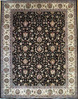 Hand-knotted Rug (Carpet) 8X10'3, Tabriz mint condition