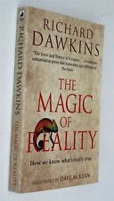 The Magic of Reality by Richard Dawkins How We Know What's Really True New PBack
