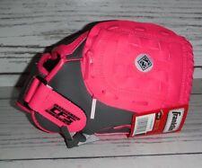 Franklin Sports 10.5' PVC Baseball Glove, Pink