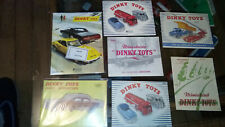 catalogues Dinky toys (lot)