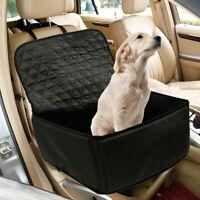 Asiento de Coche Protectora Mascota Cubierta de Gato Perro Impermeable Mat Cesta