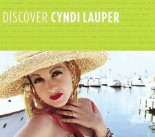 Discover Cyndi Lauper  MUSIC CD