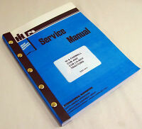 INTERNATIONAL FARMALL CUB & CUB LO-BOY TRACTOR SHOP SERVICE REPAIR MANUAL IH IHC