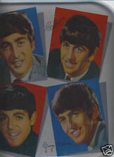 """The Beatles Colorful Serving Tray(1970s)""""England"""")"""