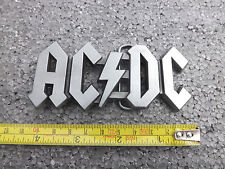 NEW AC/DC Belt Buckle Rock Music Belt Buckle Belts and Buckles Entertainment