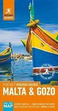 Pocket Rough Guide Malta & Gozo Paperback Free shipping