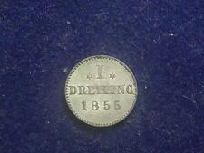 "I Dreiling 1855 Hamburg "" Erhaltung "" W/16/575"