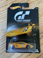 Hot wheels Lamborghini Gallardo (gran turismo)