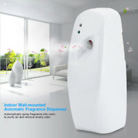 Home Wall-mounted Automatic Air Freshener Fragrance Aerosol Spray Dispenser AG