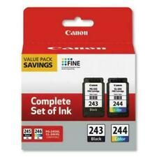 Canon 1287C006 1287c006 (cl-244; Pg-243bk) Ink, Black/color