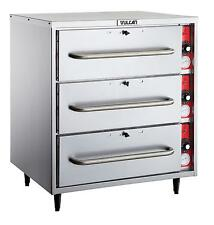 Vulcan Vw3S Freestanding Three Drawer Warmer Cabinet