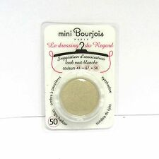 Bourjois mini Le Dressing du Regard Eyeshadow refill for pallets 50 0.05 oz