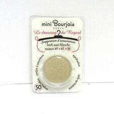 Bourjois mini Le Dressing du Regard Eyeshadow refill for pallets 50 0.05 oz