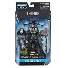 Marvel Legends Marvel's Hela with BAF Hulk piece Thor Ragnarok
