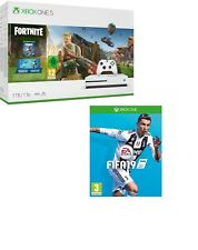 Xbox One S 1tb Console &amp Fortnite and FIFA 19 Game in Stock Now