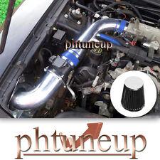 BLUE-BLACK 1996-2004 FORD MUSTANG 4.6 4.6L GT V8 ENGINE COLD AIR INTAKE KIT