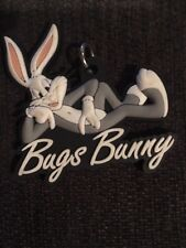 Collectible Bugs Bunny Keychain - Warner Bros Classic Cartoons - Looney Tunes