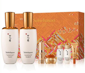 Sulwhasoo Concentrated Ginseng Skincare Set Balancing Water n Emulsion Essential