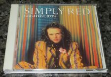 Simply Red JAPAN PROMO ONLY 18 track CD Greatest Hits OTHERS LISTED 5CS-39