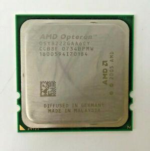 AMD OPTERON 8222 SE - OSY8222GAA6CY CCB8F -Dual Core - 3,00GHz - Sockel F  #370