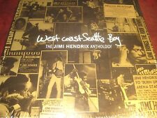 JIMI HENDRIX WEST COAST SEATTLE BOY 8 LP 180 GRAM COLLECTORS EUROPEAN PRESSING