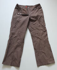 TAIFUN COLLECTION Sommer Hose Gr. 40 TOP Braun