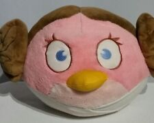 "Angry Birds ""Princess Leia"" Plush / Pre-Owned"