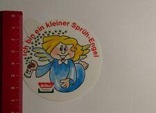 ADESIVI/Sticker: brillux colori sono un piccolo angelo Boccalini (14031727)