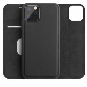 Handy Hülle iPhone X Xr Xs 11 Pro Max Schutzhülle Case Kartenfach Magnet