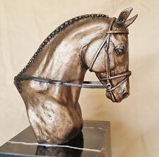 Dressage Horse Warmblood Sculpture, Statue, Figurine